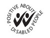 Disability 'two ticks' – Positive about disabled people