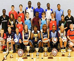 St Peter's sports trophies