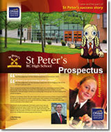 St Peter's RC High School - Prospectus